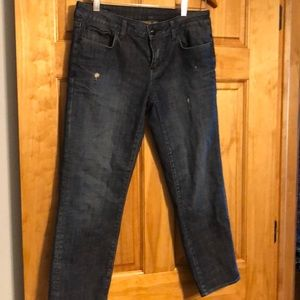 Buffalo David Bitton stretch capris, size 30